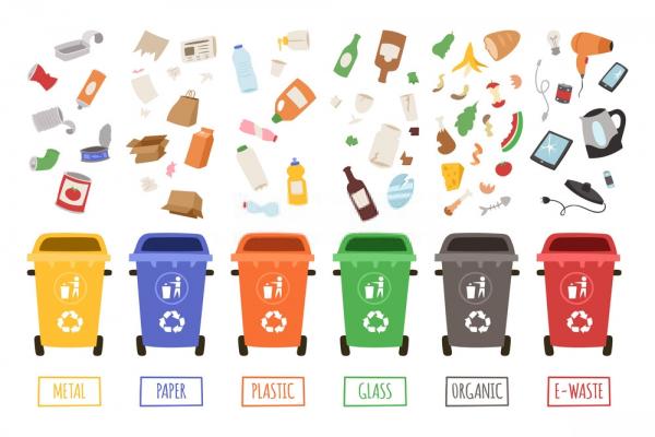 Làm thế nào để giảm rác của bạn?
