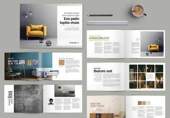 Thiết kế Catalogue, Profile Tại Biên Hòa