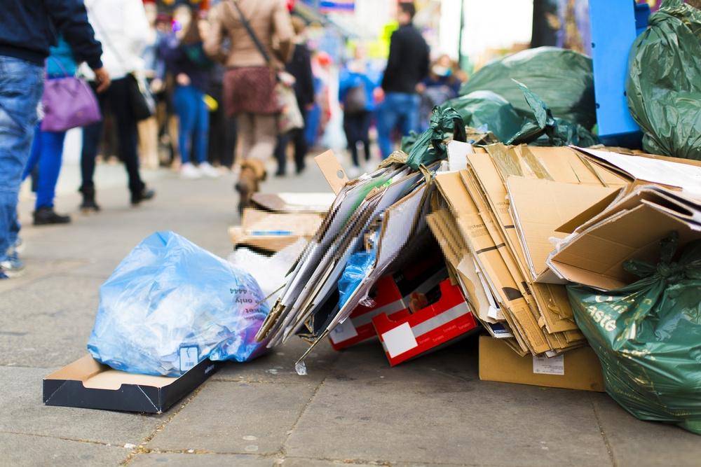 Thu gom rác thải, dọn rác thải sinh hoạt tại biên hòa