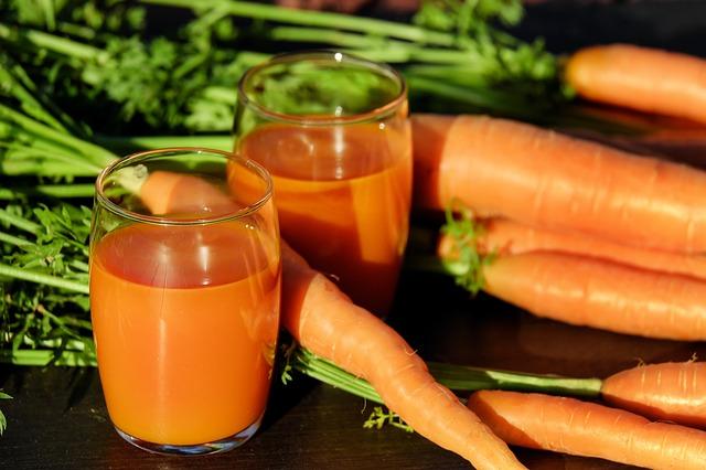 Lợi ích của cà rốt là gì?