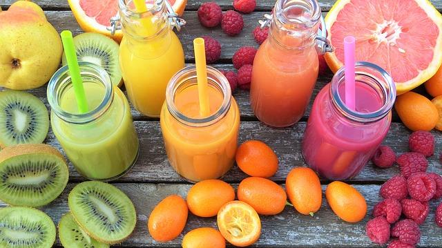 5 bữa sáng sinh tố với dâu tây và chuối