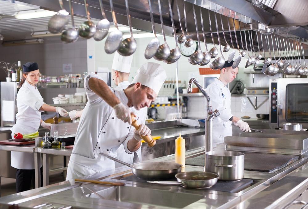 Thi công bếp ăn cho các khu công nghiệp tại đồng nai