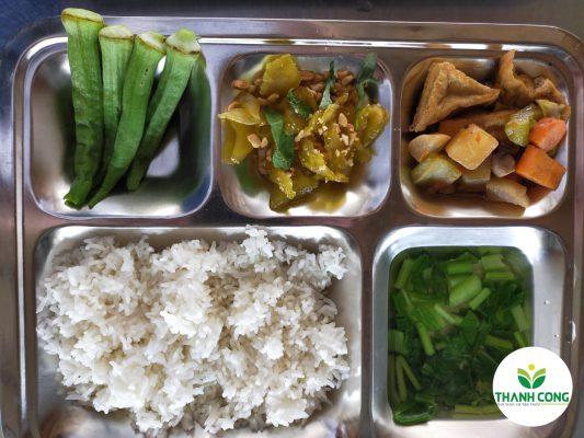 Cung cấp suất ăn công nghiệp tại Biên Hòa - Đồng Nai
