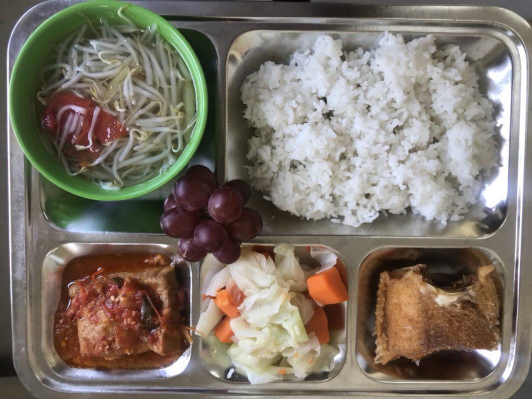 Suất ăn Công Nghiệp tại KCN Đồng Nai